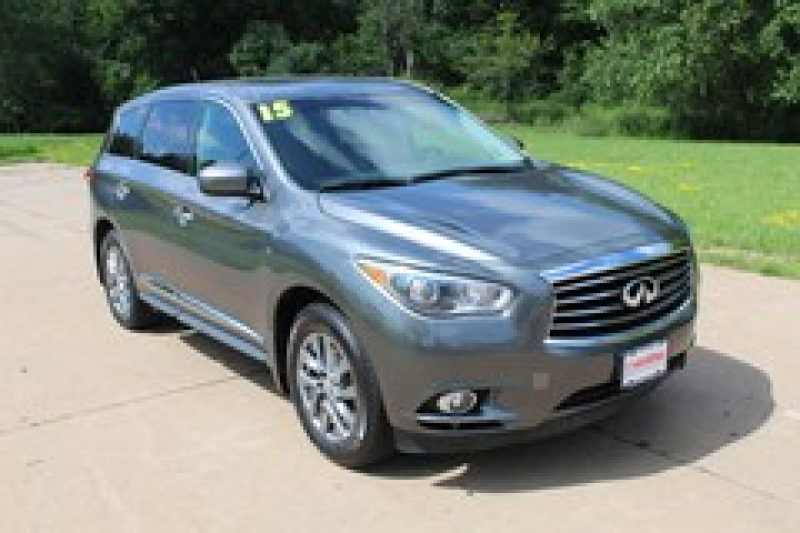2015 Infiniti Qx60 Base 1 CarSoup