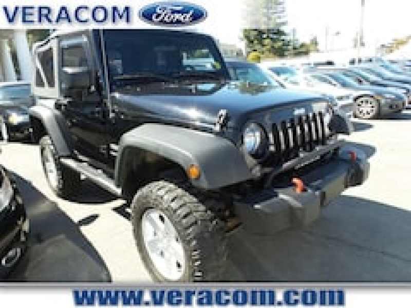 2014 Jeep Wrangler Sport 1 CarSoup