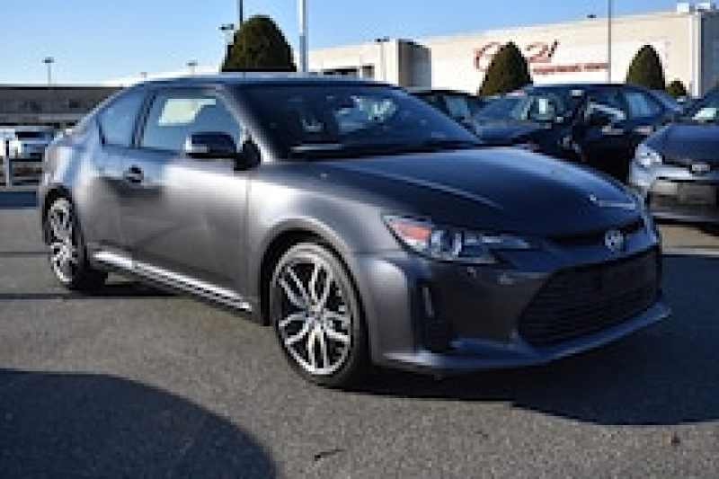 2015 Scion TC Base 1 CarSoup