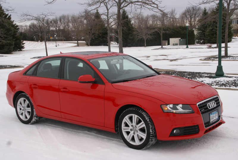 Used Audi A T Quattro Premium Near Chaska MN - Audi car 2010