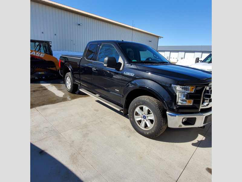 2015 Used Ford F 150 Lariat 25500 Near West Fargo Nd 58078 Carsoup