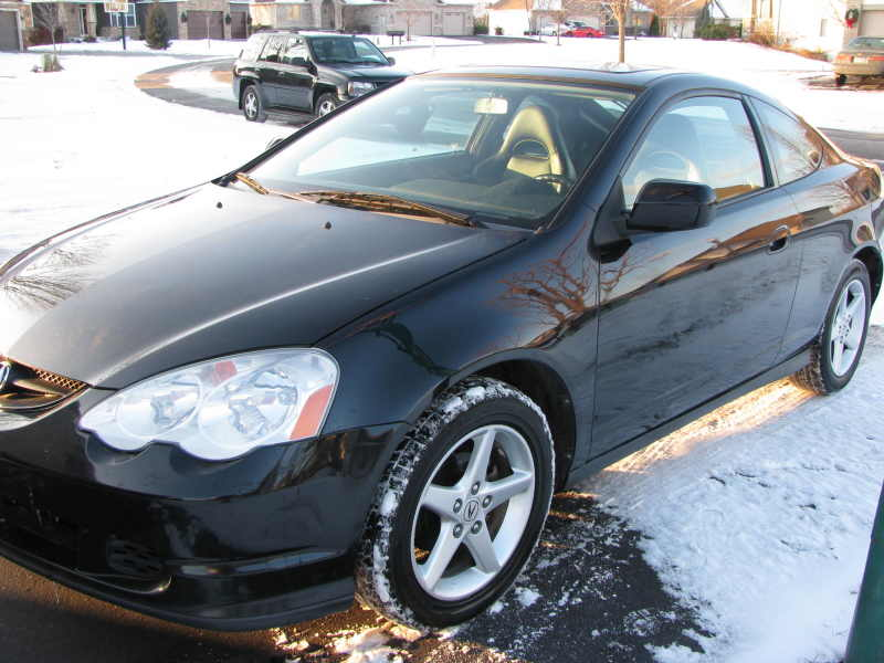 2004 Acura RSX w/Leather 1 CarSoup