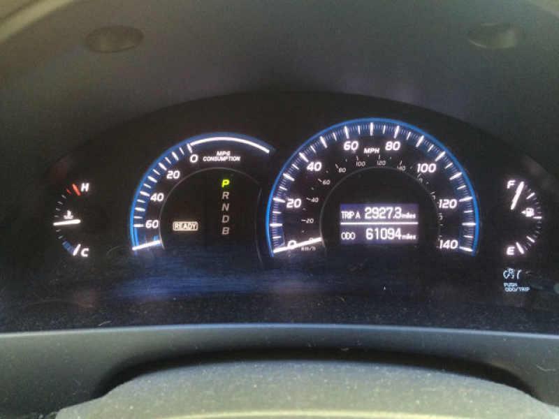 2007 Toyota Camry Hybrid Base 1 CarSoup