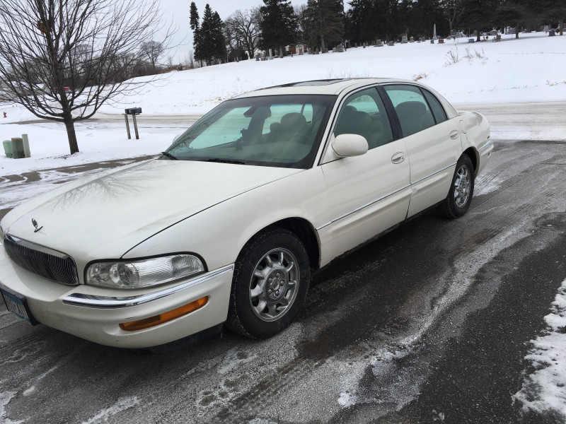 2001 Used Buick Park Avenue Ultra 2200 Near Howard Lake Mn 55349