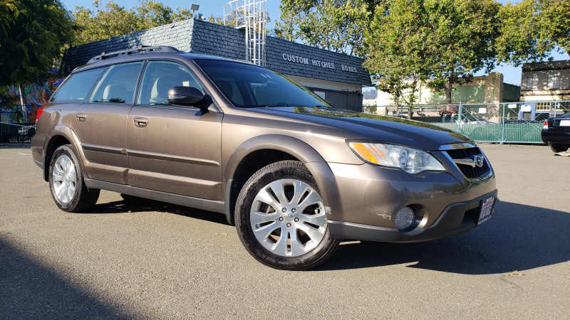 Ll Bean Subaru >> 2008 Used Subaru Outback 3 0 R L L Bean Edition 4 992 Near Berkeley Ca 94702 Carsoup