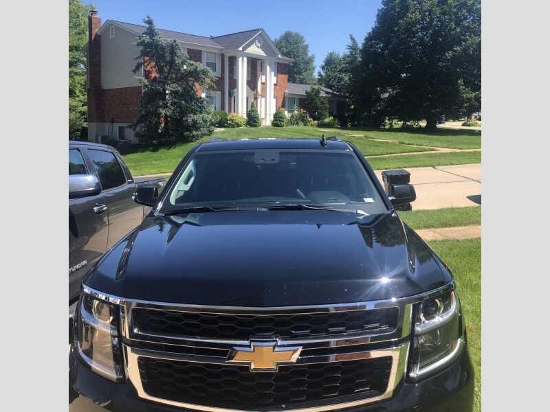2016 Used Chevrolet Tahoe Lt 38 200 Near Saint Louis Mo 63128 Carsoup