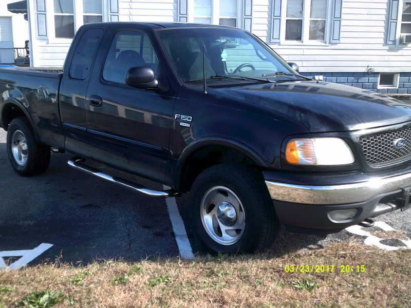 2000 Ford F-150 Work 1 CarSoup