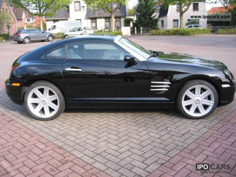 2007 Chrysler Crossfire Limited 1 CarSoup