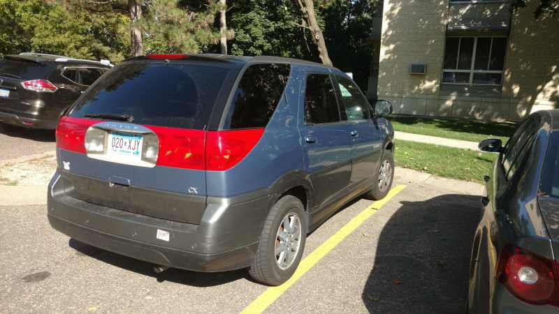 2002 Buick Rendezvous CX 1 CarSoup