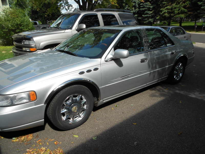 2000 Cadillac Seville STS 1 CarSoup