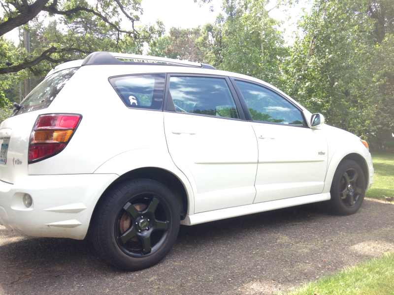 2007 Pontiac Vibe Base 1 CarSoup