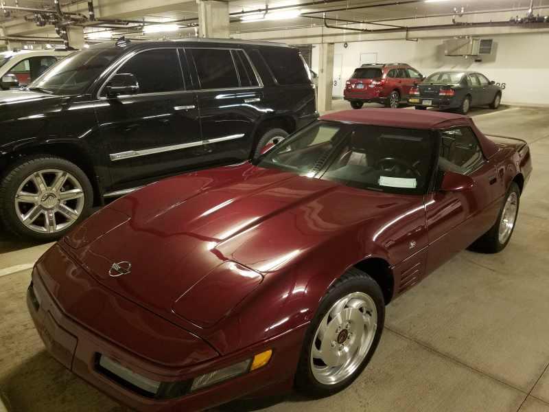 1993 Chevrolet Corvette Base 1 CarSoup