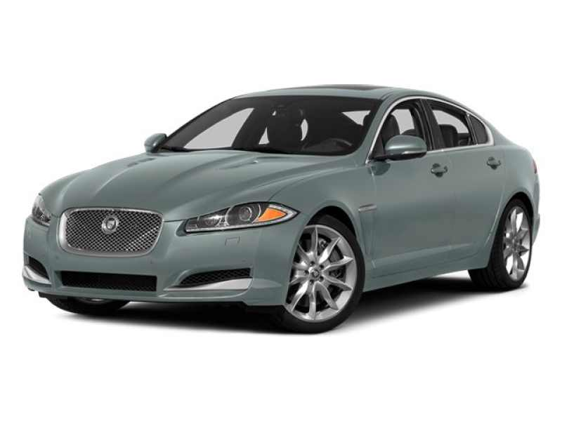 2014 Jaguar XF Base 1 CarSoup