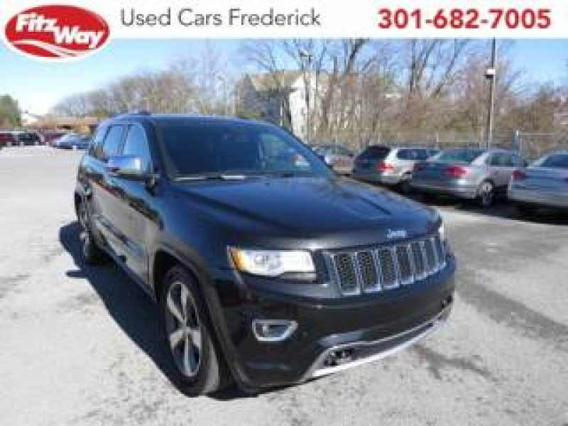 2015 Jeep Grand Cherokee Overland 1 CarSoup