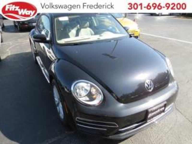2017 Volkswagen Beetle 1.8t SE 1 CarSoup