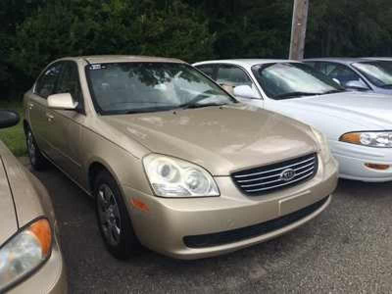 2007 KIA Optima LX 1 CarSoup