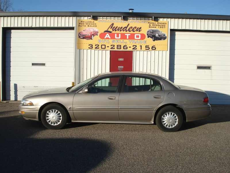 2003 Buick Lesabre CUSTOM 1 CarSoup