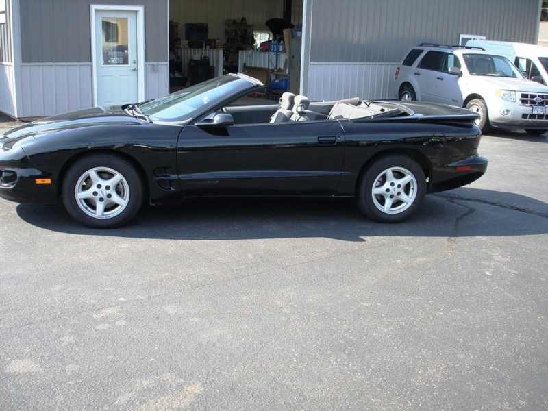 1999 Pontiac Firebird Base 1 CarSoup
