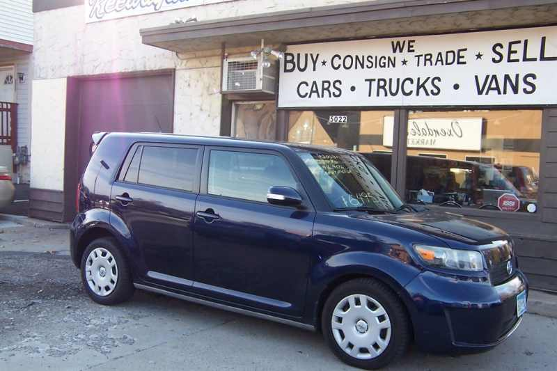Used 2008 Scion XB 3 CarSoup