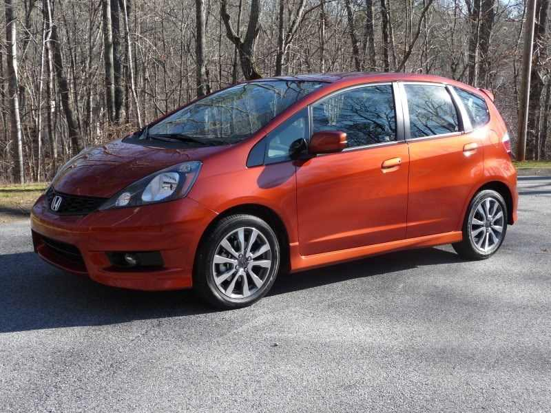 2012 Used Honda Fit Sport 7995 Near Ramsey Mn 55303 Carsoup
