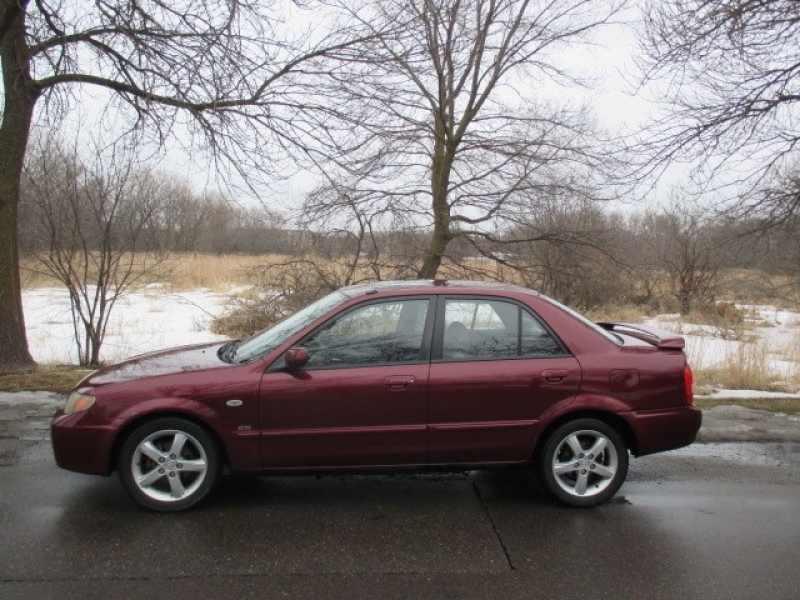 2003 Mazda Protege ES 1 CarSoup