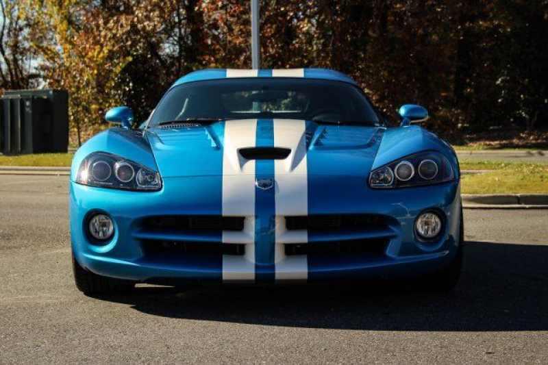 2009 Dodge Viper Srt-10 1 CarSoup