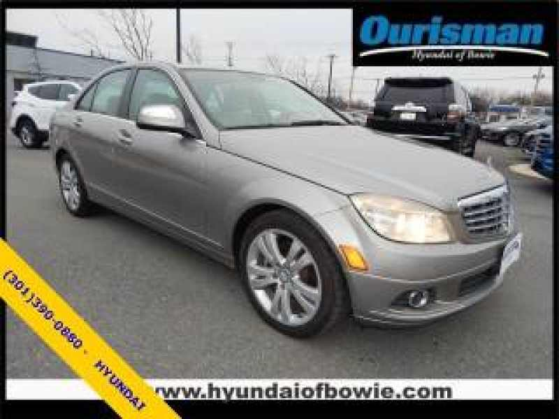 2008 Mercedes-Benz C-Class C300 Luxury 4matic 1 CarSoup