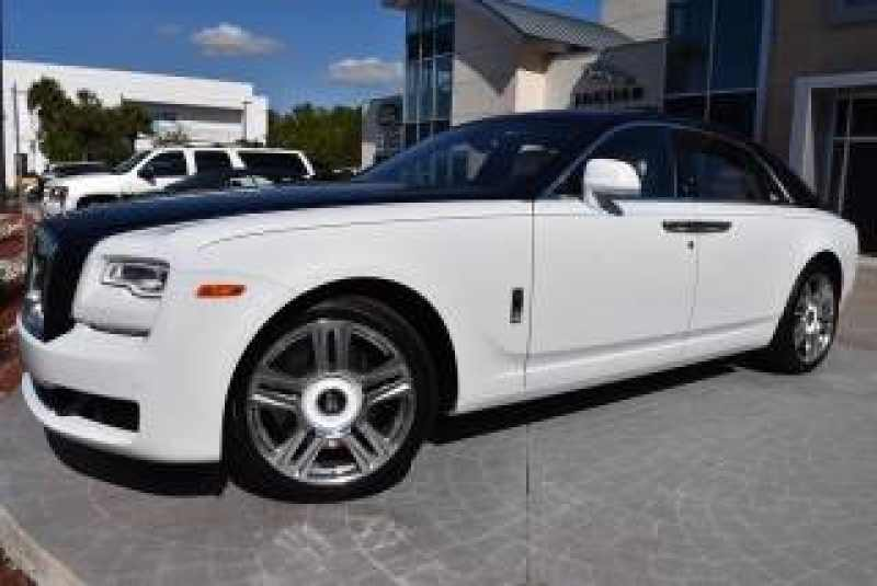 2018 Rolls Royce Ghost 1 CarSoup