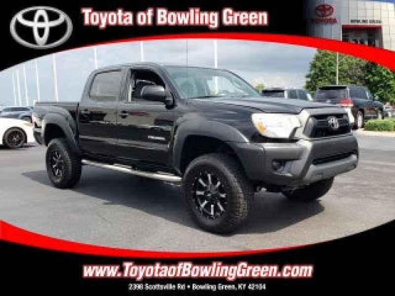 Toyota Of Bowling Green >> Used 2017 Toyota Tacoma Sr5 Super