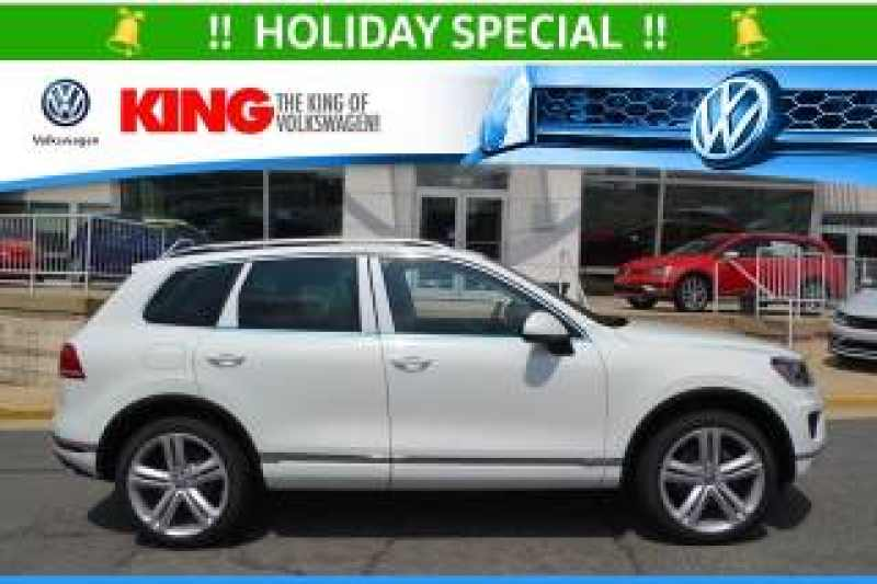 2017 Volkswagen Touareg V6 Executive 1 CarSoup