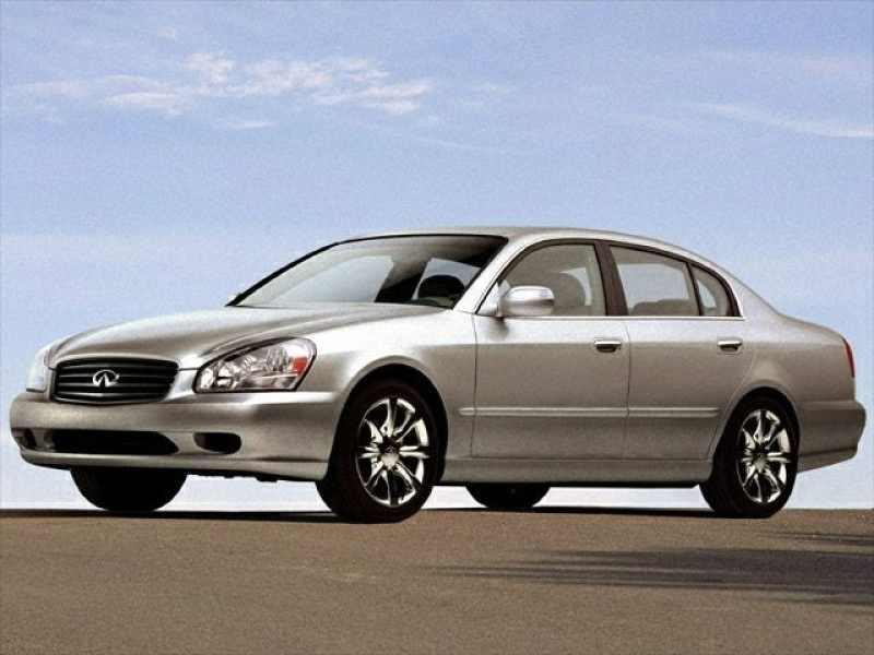 2002 Infiniti Q45 Base 1 CarSoup