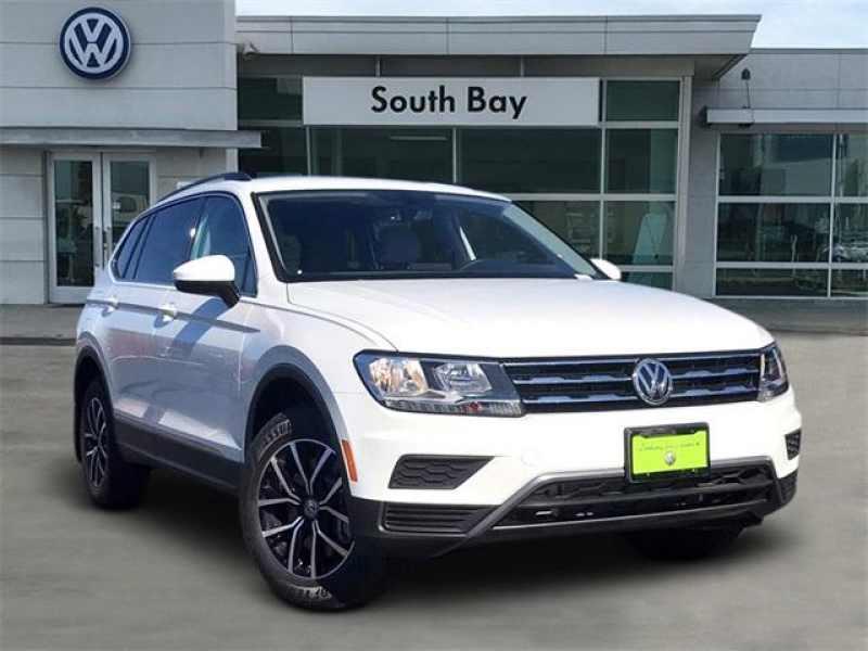 2021 Volkswagen Tiguan White | White 2021 Volkswagen ...