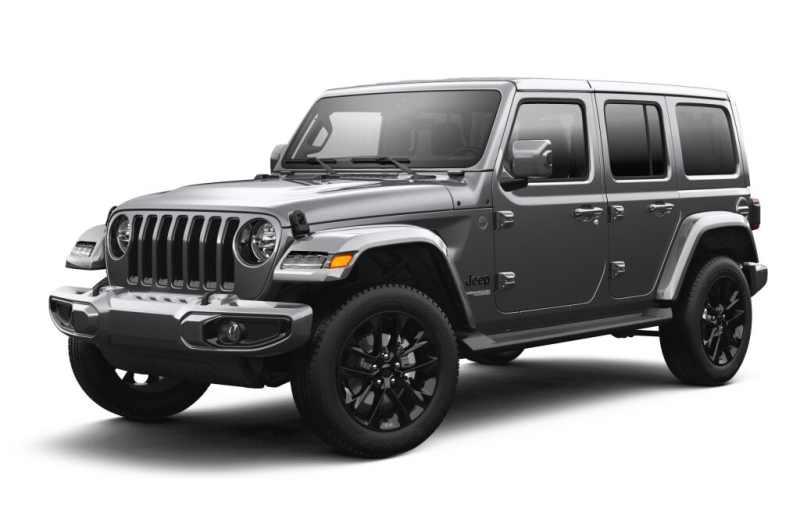 2021 Jeep Wrangler Gray, 15 miles   Grey 2021 Jeep ...